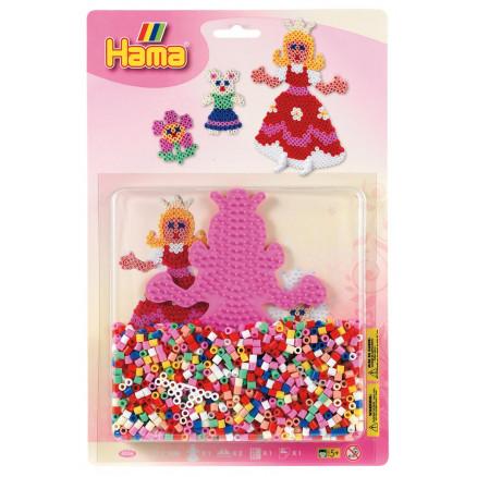 Hama Midi Blisterpak 4056 Prinsesse thumbnail