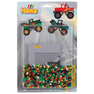 Hama Midi Blisterpak 4078 Monstertruck
