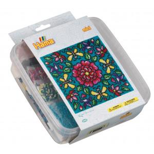 Hama Mini Gaveæske 5402 Blomster & Sommerfugle