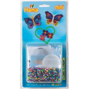 Hama Mini Blisterpak 5502 Sommerfugle & Blomster