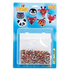 Hama Mini Blisterpak 5611 Dyrehoveder