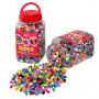 Hama Maxi Perler 8586 13 Ass. farver - 2.300 stk