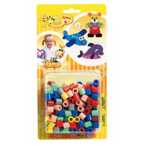 Hama Maxi Perler 8673 Mix 69 - 250 stk