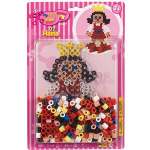 Hama Maxi Blisterpak 8928 Prinsesse
