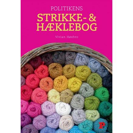 Image of   Politikens Strikke- og Hæklebog - Bog af Vivian Høxbro