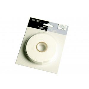 Dobbeltklæbende 3D tape/Foam tape 2x15mm 2m