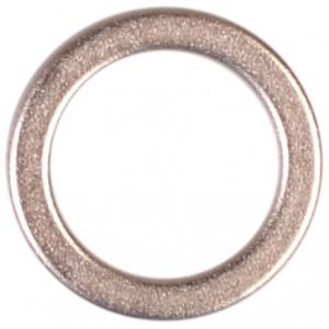 Image of   Ring Sølv 14mm - 1 stk