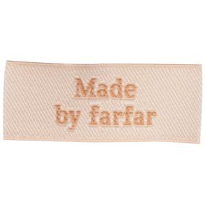 Image of   Label Made by Farfar Sandfarve - 1 stk