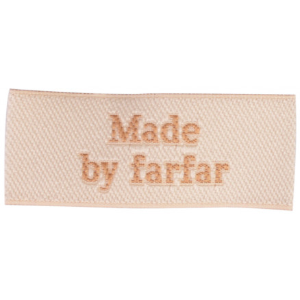 Image of   Label Made by Farfar Sandfarve - 1 stk