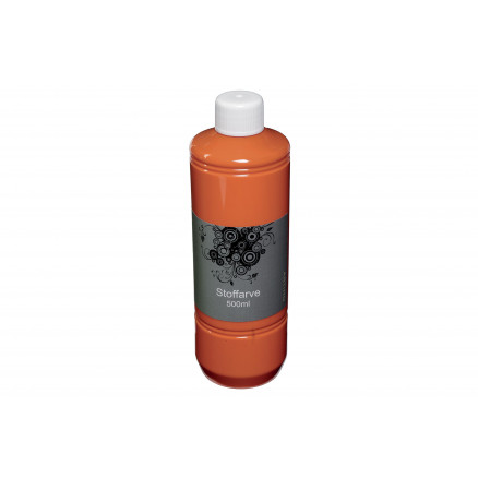 Artino Tekstilmaling/Stofmaling Orange 500ml thumbnail