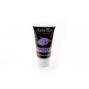 Artello Akrylmaling/Kunstnerfarve Lilla 75ml
