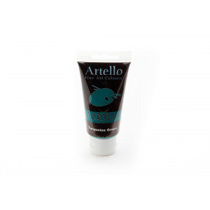 Artello Akrylmaling/Kunstnerfarve Turkis/Grøn 75ml