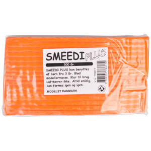 Smeedi Plus Modellervoks Orange 500g