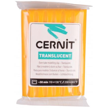 Image of   Cernit Modellervoks Transparent 129 Rav 56g