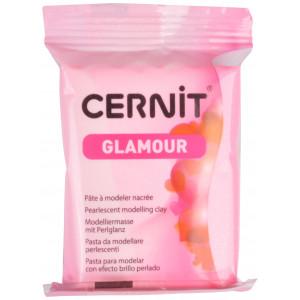 Cernit Modellervoks Glamour 112 Pink 56g