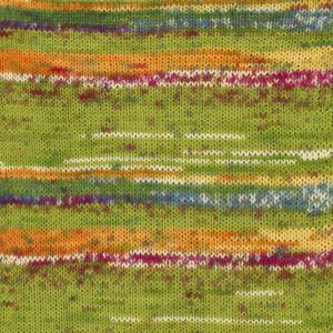 Image of   Drops Fabel Garn Print 151 Guacamole