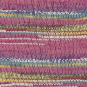 Image of   Drops Fabel Garn Print 161 Pink Dream
