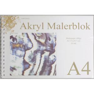 Skitseblok / Malerblok