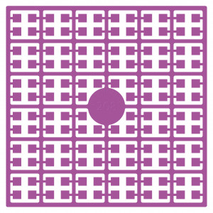 Pixelhobby Midi Perler 208 Violet 2x2mm - 144 pixels