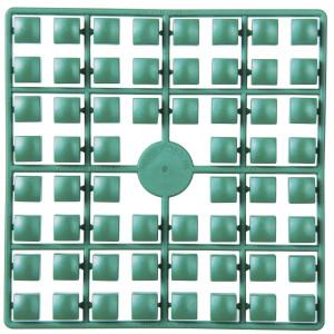 Pixelhobby XL Perler 505 Mørk smaragdgrøn 5x5mm - 64 pixels