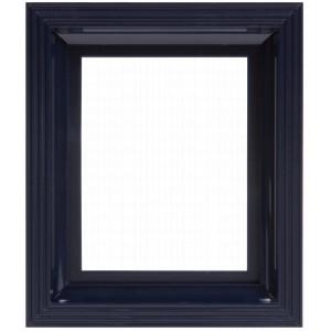 Pixelhobby Ramme Plastik Marineblå 14,5x17,3cm