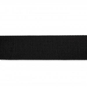 Image of   Prym Taskestrop Sort 40mm - 10m