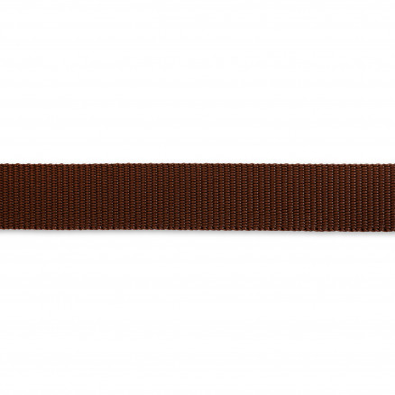 Image of   Prym Taskestrop Brun 25mm - 10m