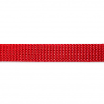 Image of   Prym Taskestrop Rød 25mm - 10m