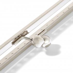 Prym Taskebøjle Lucia Blødt Stål Sølv 22,5x7,5cm