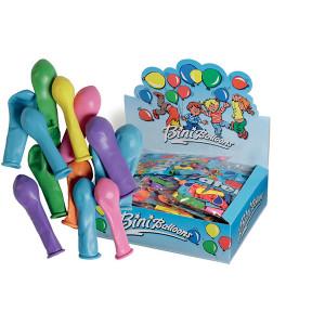 Bini Balloons Vandballoner Ass. farver 30cm - 25 stk