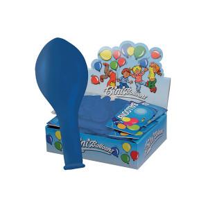 Bini Balloons Balloner Blå 80cm - 8 stk