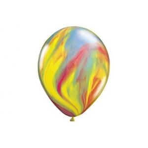Bini Balloons Balloner Latex Multifarvet - 100 stk