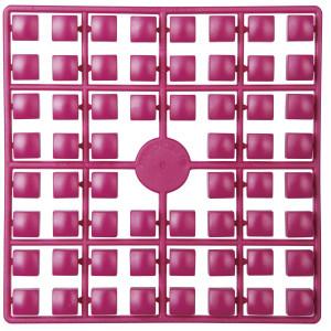 Pixelhobby XL Perler 435 Mørk Støvet Rosa 5x5mm - 64 pixels