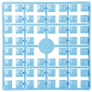 Pixelhobby XL Perler 198 Lys marineblå 5x5mm - 64 pixels
