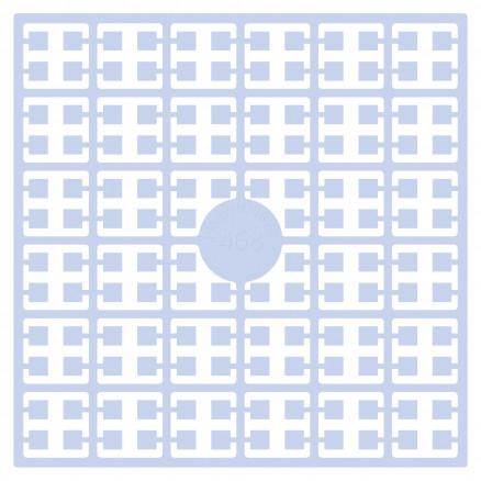 Pixelhobby Midi Perler 468 Ekstra lys Blågrå 2x2mm - 144 pixels thumbnail