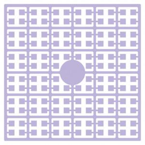 Pixelhobby Midi Perler 463 Lys Blåviolet 2x2mm - 144 pixels