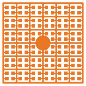 Pixelhobby Midi Perler 389 Græskar 2x2mm - 144 pixels