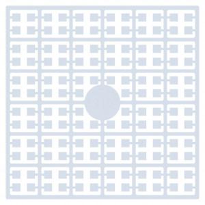 Pixelhobby Midi Perler 316 Sky blå 2x2mm - 144 pixels