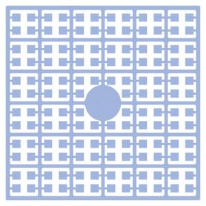 Pixelhobby Midi Perler 315 Lys lyseblå 2x2mm - 144 pixels