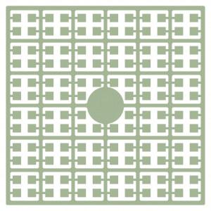 Image of   Pixelhobby Midi Perler 203 Ekstra lys bregne 2x2mm - 144 pixels