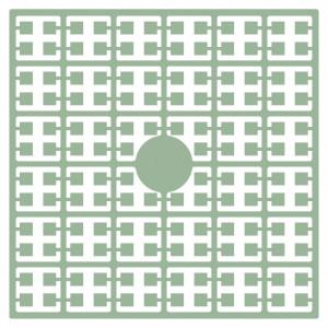 Image of   Pixelhobby Midi Perler 202 Lys bregne 2x2mm - 144 pixels