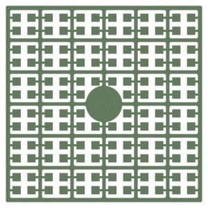 Image of   Pixelhobby Midi Perler 201 Bregne 2x2mm - 144 pixels