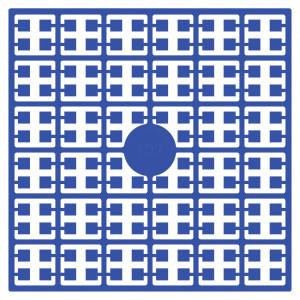 Pixelhobby Midi Perler 197 Havblå 2x2mm - 144 pixels