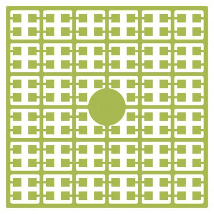 Pixelhobby Midi Perler 189 Ekstra lys Avocado 2x2mm - 144 pixels thumbnail