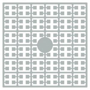 Pixelhobby Midi Perler 185 Grå 2x2mm - 144 pixels