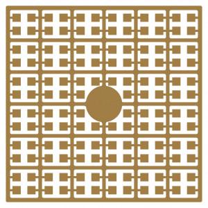Image of   Pixelhobby Midi Perler 179 Bronze hudfarve 2x2mm - 144 pixels