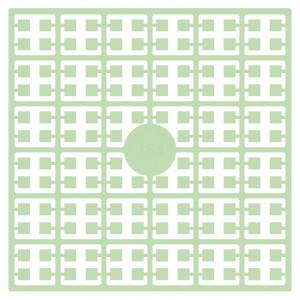 Image of   Pixelhobby Midi Perler 164 Mintgrøn 2x2mm - 144 pixels
