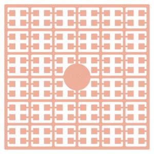 Image of   Pixelhobby Midi Perler 159 Fersken hudfarve 2x2mm - 144 pixels