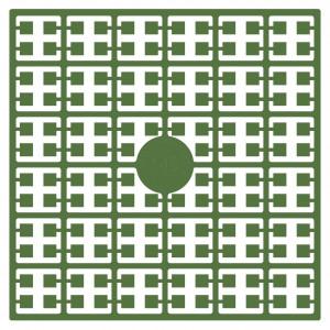 Image of   Pixelhobby Midi Perler 143 Lys Pistaciegrøn 2x2mm - 144 pixels