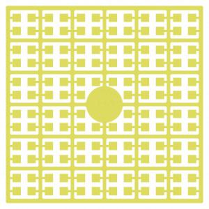 Image of   Pixelhobby Midi Perler 117 Lys Mosgrøn 2x2mm - 144 pixels